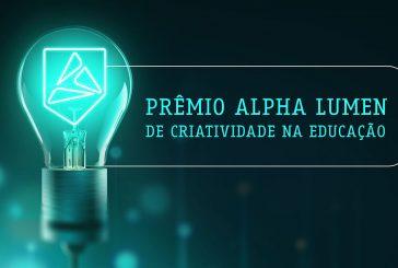 Prêmio Alpha Lumen de Criatividade revela projetos criativos de impacto social na educação