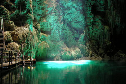 As maiores cavernas do Brasil