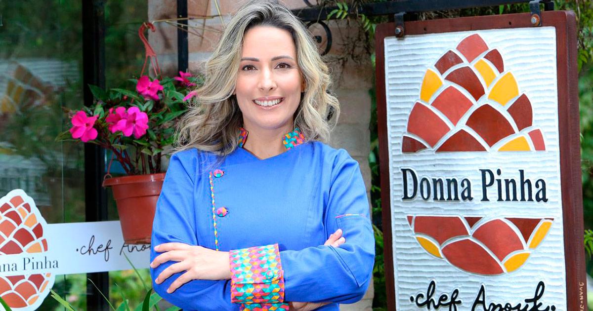 Chef Anouk Donna Pinha