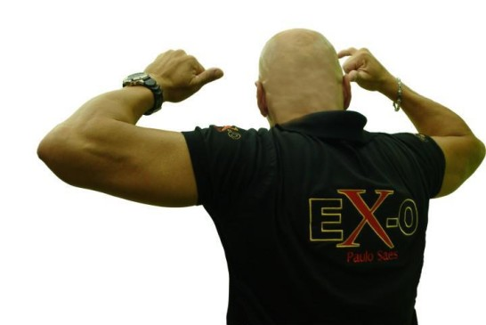 Paulo Saes - Da obesidade mórbida ao pódio