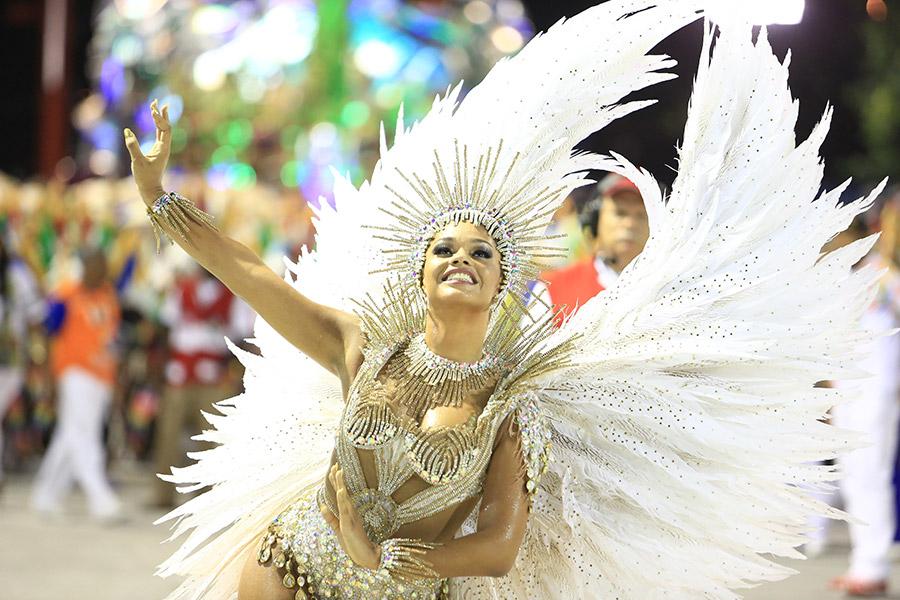 Segredos de beleza das rainhas do Carnaval