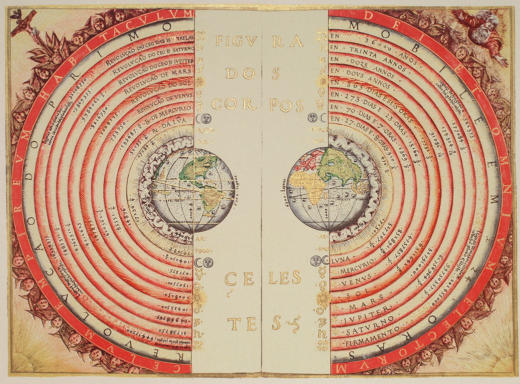A criação do universo (Ciência x Bíblia)