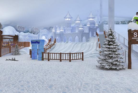 Conhecendo o Snowland