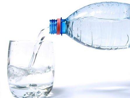 Beba mais água!