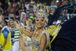 As Rainhas de Bateria do Carnaval Carioca