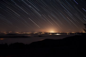 Transmissão ao vivo da Chuva de Meteoros