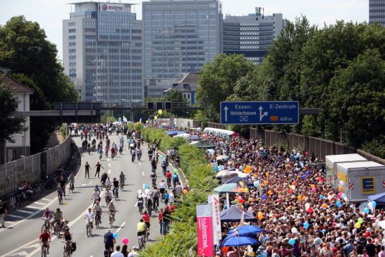 Alemanha terá rodovia para bicicletas
