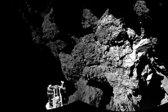 O som do cometa