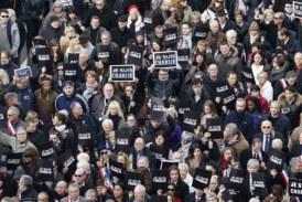 Marcha histórica na França