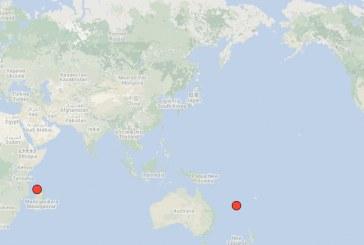 Mapa das manifestações ao redor do mundo
