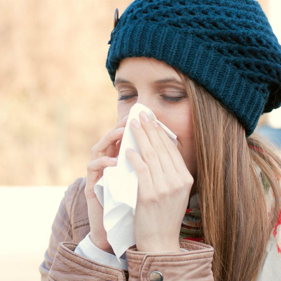 Diferença ente rinite e sinusite