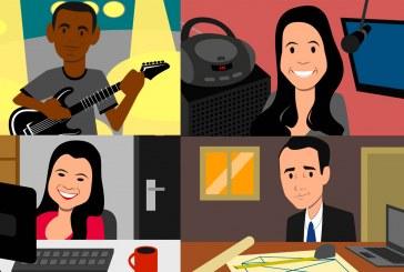 Projeto inovador na área da educação abre espaço para histórias de universitários