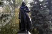 Na Ucrânia, Darth Vader ocupa o lugar de Lenin