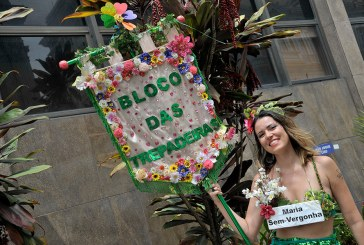 Carnaval do Rio: Abertura não oficial.