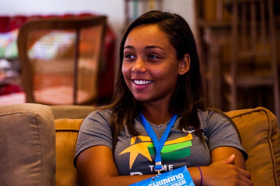 Juliana Alves é tricampeã na Copa América de Down Hill
