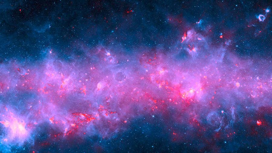 Via Láctea é mapeada em detalhes pela primeira vez