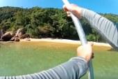 SUP na Ilha Grande