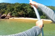 Stand Up Paddle na Ilha Grande