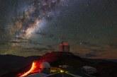 A estrada da Via Láctea