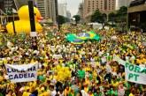 A maior manifestação da HISTÓRIA do Brasil