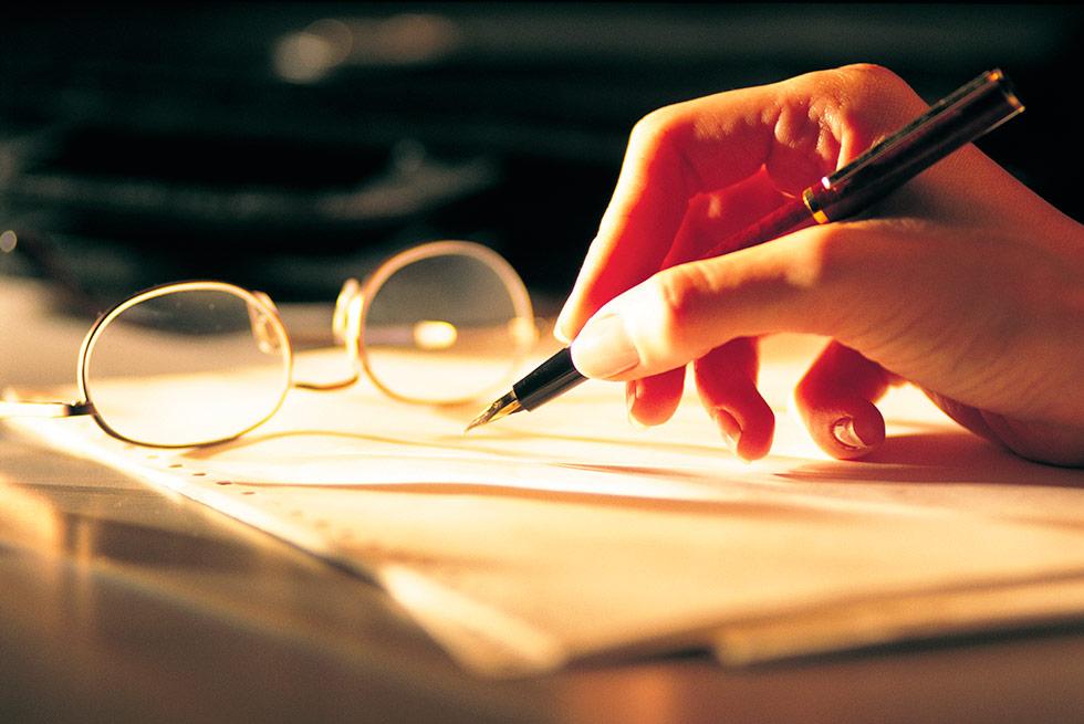 Escreva seus textos em Inglês