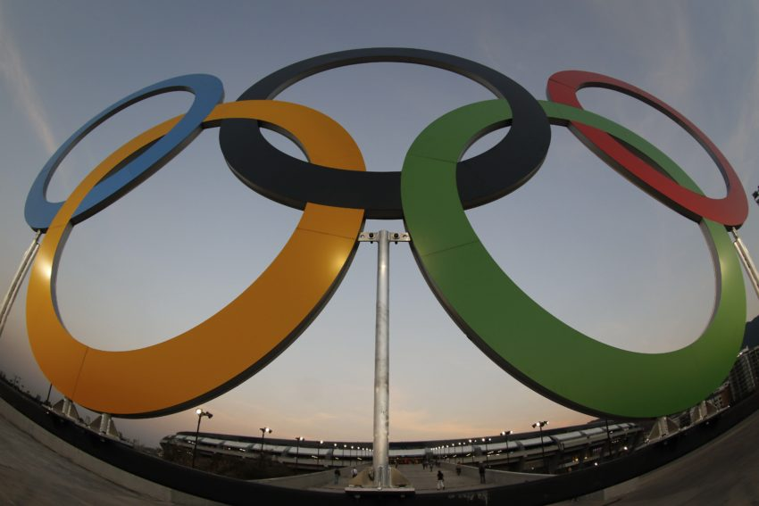 Fotos da Cerimônia de Abertura dos Jogos Olímpicos Rio 2016