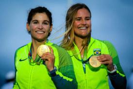 Vela de Ouro – Martine Grael e Kahena Kunze