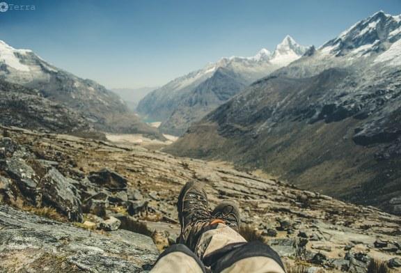 Terra nos Andes Peruanos