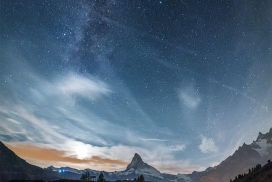 """Fotografia """"Efêmera Eternidade"""" vence Desafio Expedição na Montanha"""