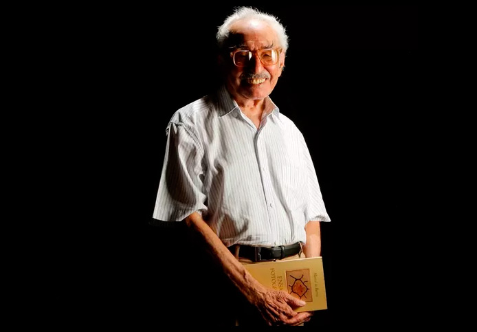 Uma homenagem ao Poeta Manoel de Barros