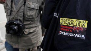 Jornalismo Violência