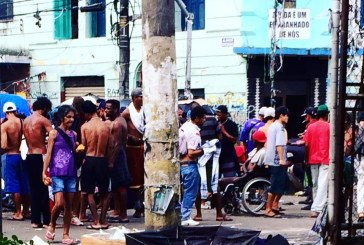 Cracolândia, São Paulo: A vida é um emaranhado de nós.