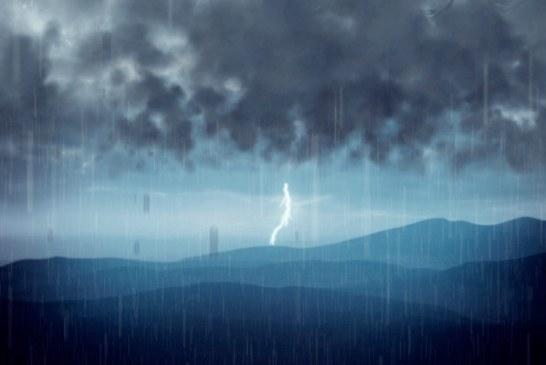Primeiro Desafio Fotográfico Tempestades Elétricas
