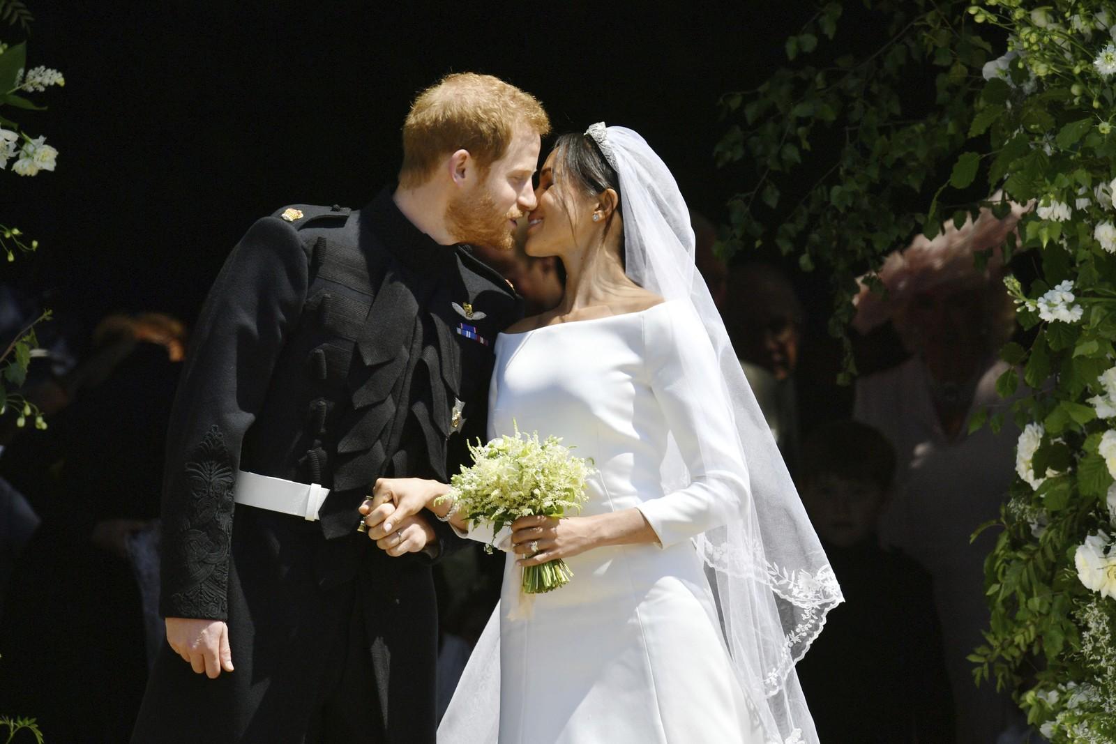 7 momentos que ficaram marcados durante o casamento real