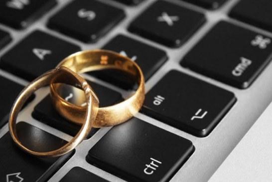 Casei com a internet