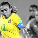 Marta ataca e empodera mulher brasileira