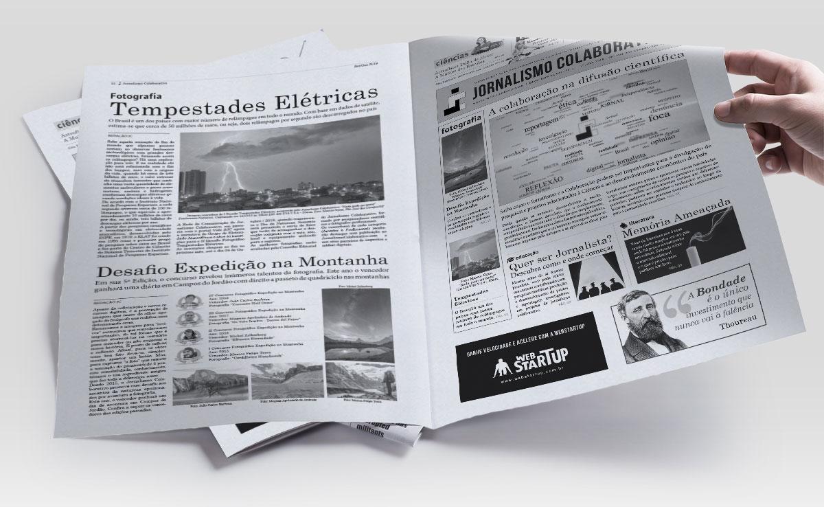 Jornal do Jornalismo Colaborativo