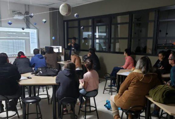 Ciência Cidadã: Experiência de educação científica com Astronomia Amadora