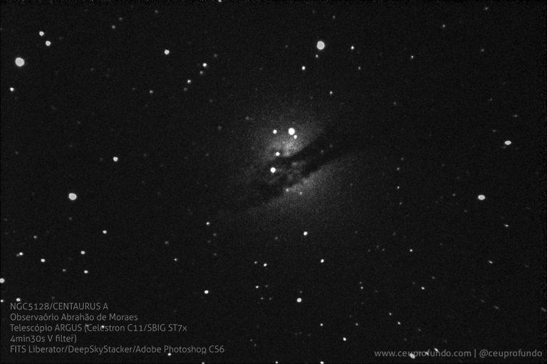 Galaxia NGC 5128