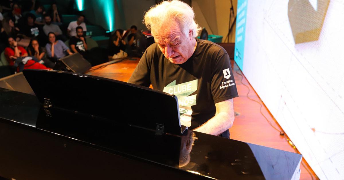João Carlos Martins Piano Clube Sonhos