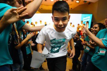 Clube dos Sonhos gera bolsas de estudos para alunos talentosos