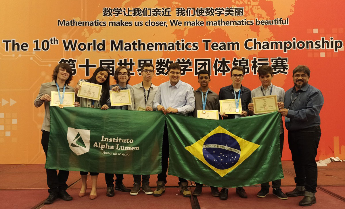 WMTC Medalhistas SJC Alpha Lumen