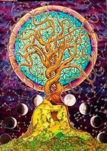sagrada árvore