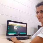 Professora de Ceará-Mirim (RN) forma equipe de alunos para a OIMC 2020