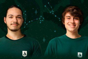 Jovens talentos da Astronomia e Astrofísica