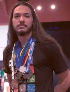 Luan Medalhista Olímpico